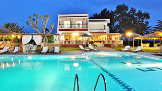 Hotel eller ferielejlighed
