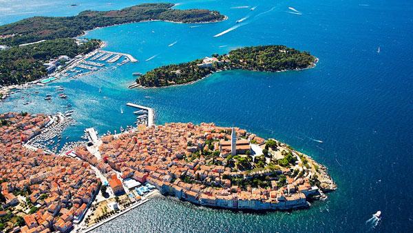 Ferie ved Adriaterhavet